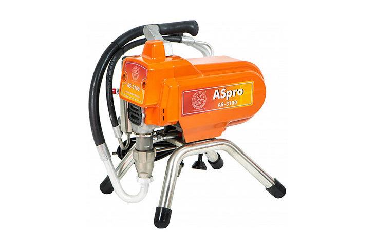 Окрасочный аппарат (агрегат) ASPRO-3100