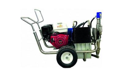 Гидропоршневой бензиновый агрегат (аппарат) ASPRO-6300G