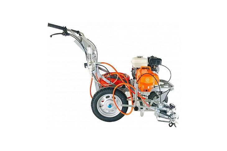 Оборудование (агрегат) для дорожной разметки ASPRO-5000RL