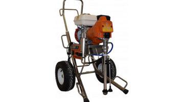 Бензиновый агрегат (аппарат) для покраски ASPRO-2700G
