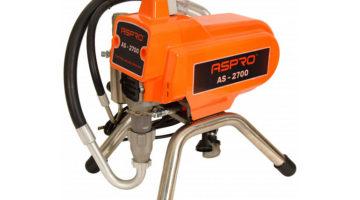 Окрасочный аппарат (агрегат) ASPRO-2700